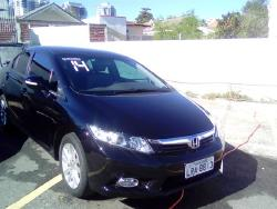 Foto 4: Honda Civic 2014