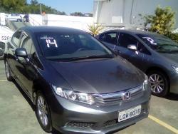 Foto 5: Honda Civic 2014