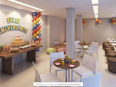 Jacarepaguá, 2 quartos, 1 vaga, 55 m² 445441