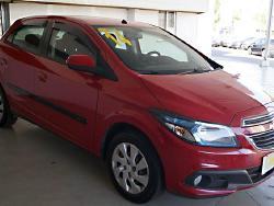 Foto 3: Chevrolet Onix 2014