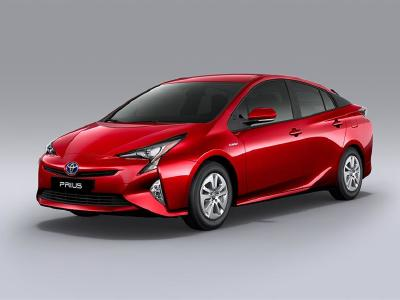 Toyota Prius 2017 453055