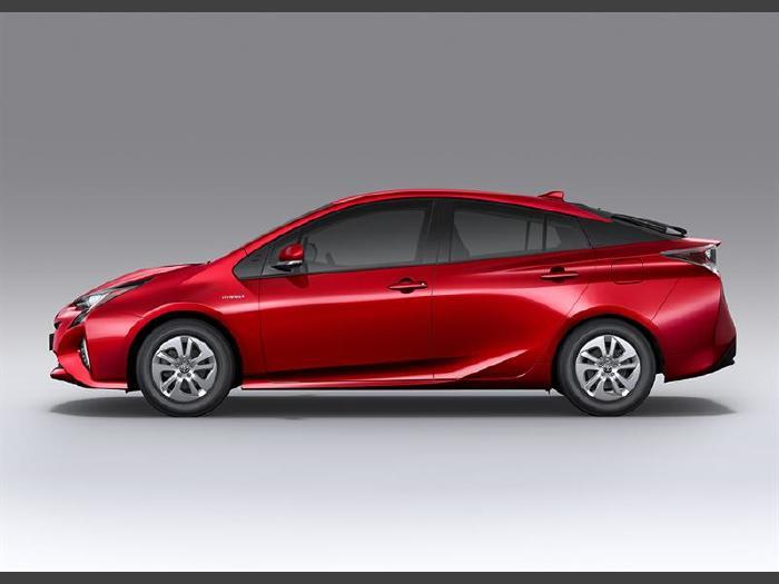 Foto 1: Toyota Prius 2017