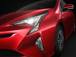 Foto 3: Toyota Prius 2017