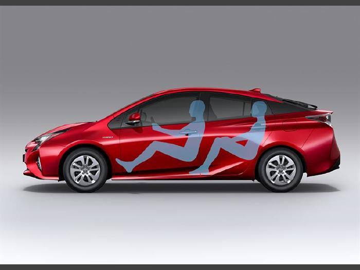 Foto 7: Toyota Prius 2017