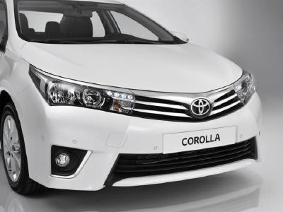 Toyota Corolla 2018 453189