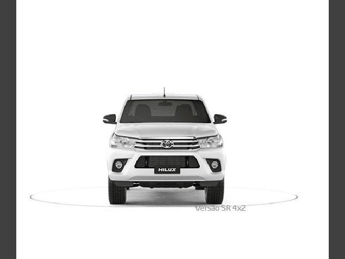 Foto 1: Toyota Hilux 2017