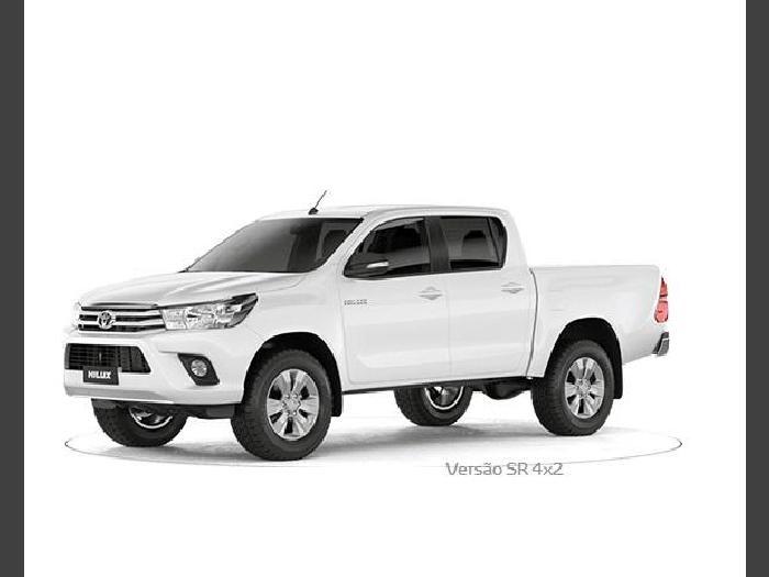 Foto 3: Toyota Hilux 2017