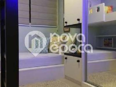 Rio Comprido, 3 quartos, 1 vaga, 75 m² 457856