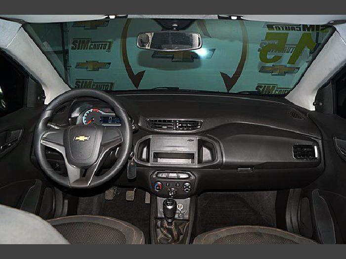 Foto 4: Chevrolet Onix 2015