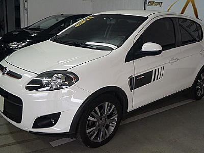 Fiat Palio 2016 465077
