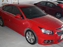 Foto 2: Chevrolet Cruze 2012