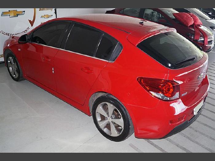Foto 3: Chevrolet Cruze 2012