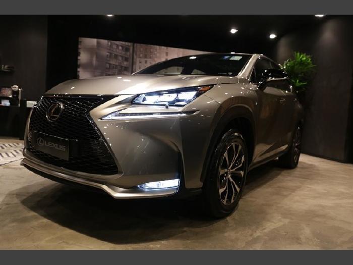 Foto 5: Lexus NX 200T 2017