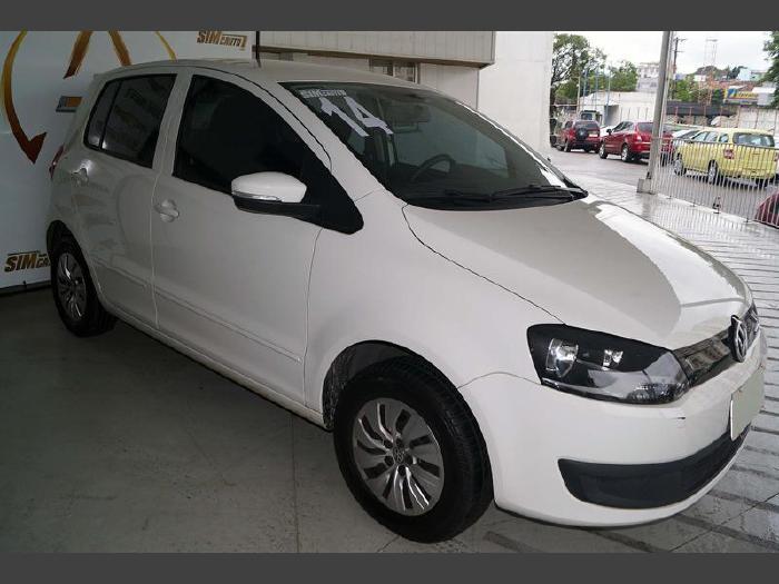 Foto 3: Volkswagen Fox 2014