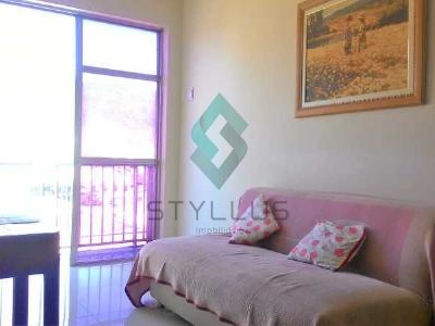 Tijuca, 2 quartos, 1 vaga, 58 m² 480069