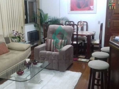 Tijuca, 3 quartos, 1 vaga, 112 m² 480782