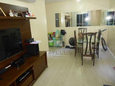 Engenho de Dentro, 3 quartos, 1 vaga, 73 m² 480853