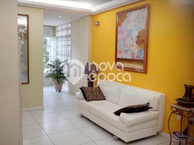 Tijuca, 3 quartos, 115 m²