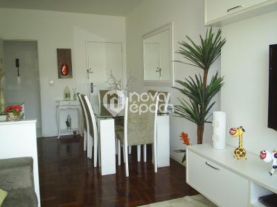 Vila Isabel, 3 quartos, 1 vaga, 80 m²
