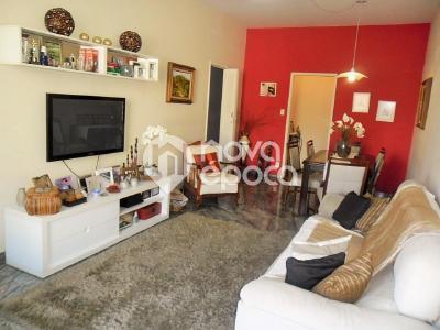 Tijuca, 3 quartos, 1 vaga, 130 m² 481922