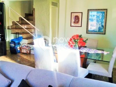 Tijuca, 4 quartos, 1 vaga, 180 m²