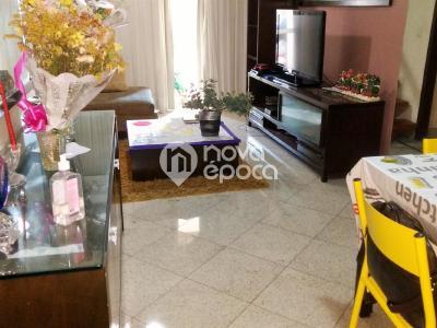 Tijuca, 4 quartos, 2 vagas, 230 m² 482113