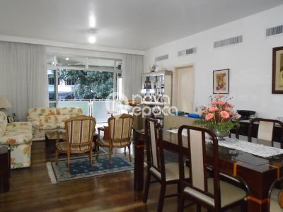 Cosme Velho, 3 quartos, 2 vagas, 143 m²