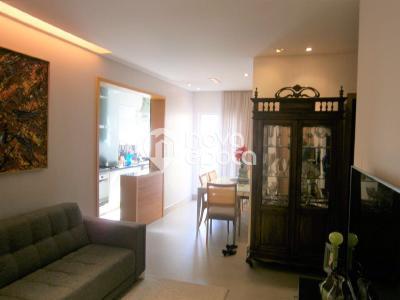 Santa Teresa, 2 quartos, 1 vaga, 67 m²