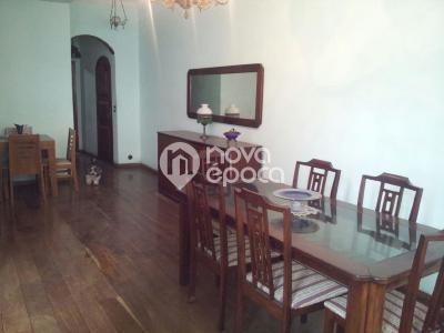 Laranjeiras, 3 quartos, 1 vaga, 107 m² 482339