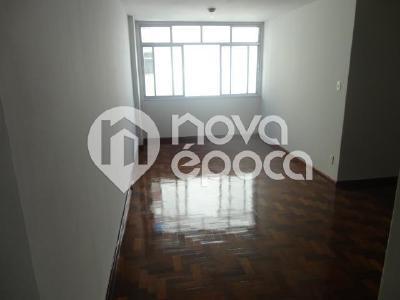 Tijuca, 3 quartos, 1 vaga, 90 m²