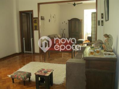 Laranjeiras, 3 quartos, 1 vaga, 114 m² 482616