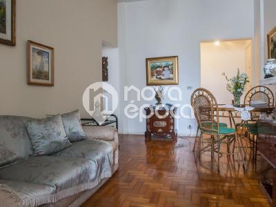 Flamengo, 2 quartos, 1 vaga, 66 m²