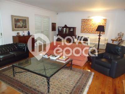 Cosme Velho, 4 quartos, 2 vagas, 564 m²