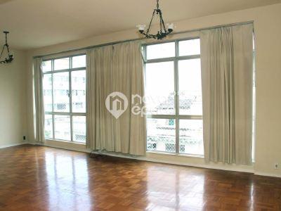 Flamengo, 3 quartos, 1 vaga, 165 m² 482857