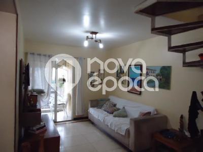 Laranjeiras, 4 quartos, 2 vagas, 155 m² 482913