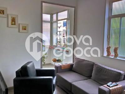 Tijuca, 2 quartos, 65 m²