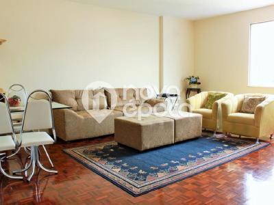 Maracanã, 3 quartos, 1 vaga, 122 m²