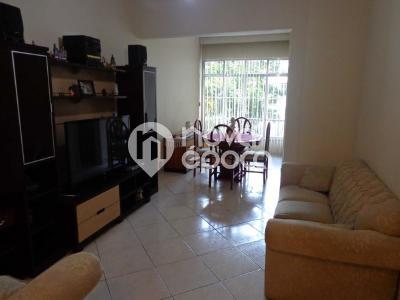 Maracanã, 2 quartos, 1 vaga, 86 m²
