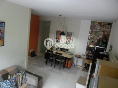 Copacabana, 1 quarto, 1 vaga, 47 m² 483320