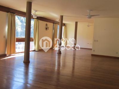 Cosme Velho, 3 quartos, 3 vagas, 662 m²