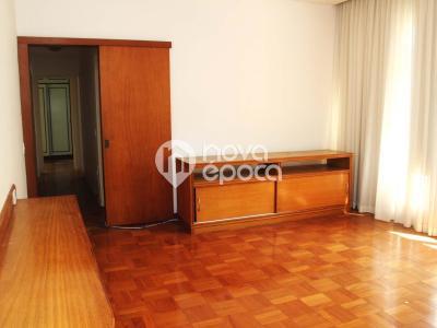 Botafogo, 3 quartos, 1 vaga, 116 m²