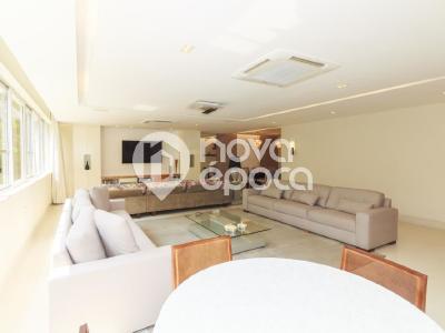 Flamengo, 4 quartos, 2 vagas, 251 m²