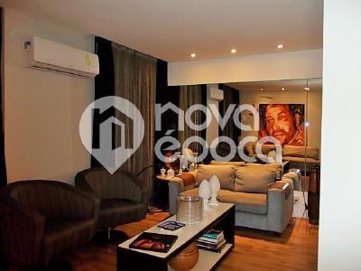 Centro, 2 quartos, 107 m²