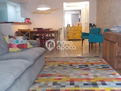 Tijuca, 3 quartos, 1 vaga, 102 m² 484545