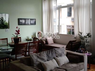 Tijuca, 3 quartos, 1 vaga, 128 m² 485317