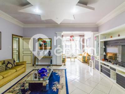 Copacabana, 4 quartos, 1 vaga, 230 m² 486018