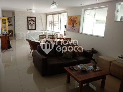 Tijuca, 4 quartos, 3 vagas, 140 m² 487654
