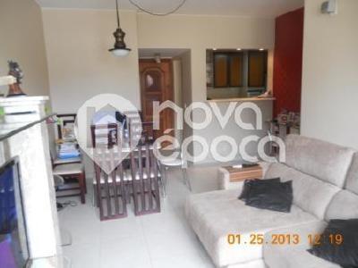 Vila Isabel, 2 quartos, 1 vaga, 80 m² 488290