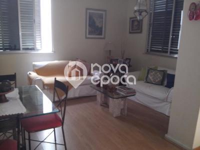 Tijuca, 3 quartos, 1 vaga, 110 m² 488648
