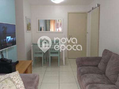 Cachambi, 2 quartos, 1 vaga, 60 m² 490216